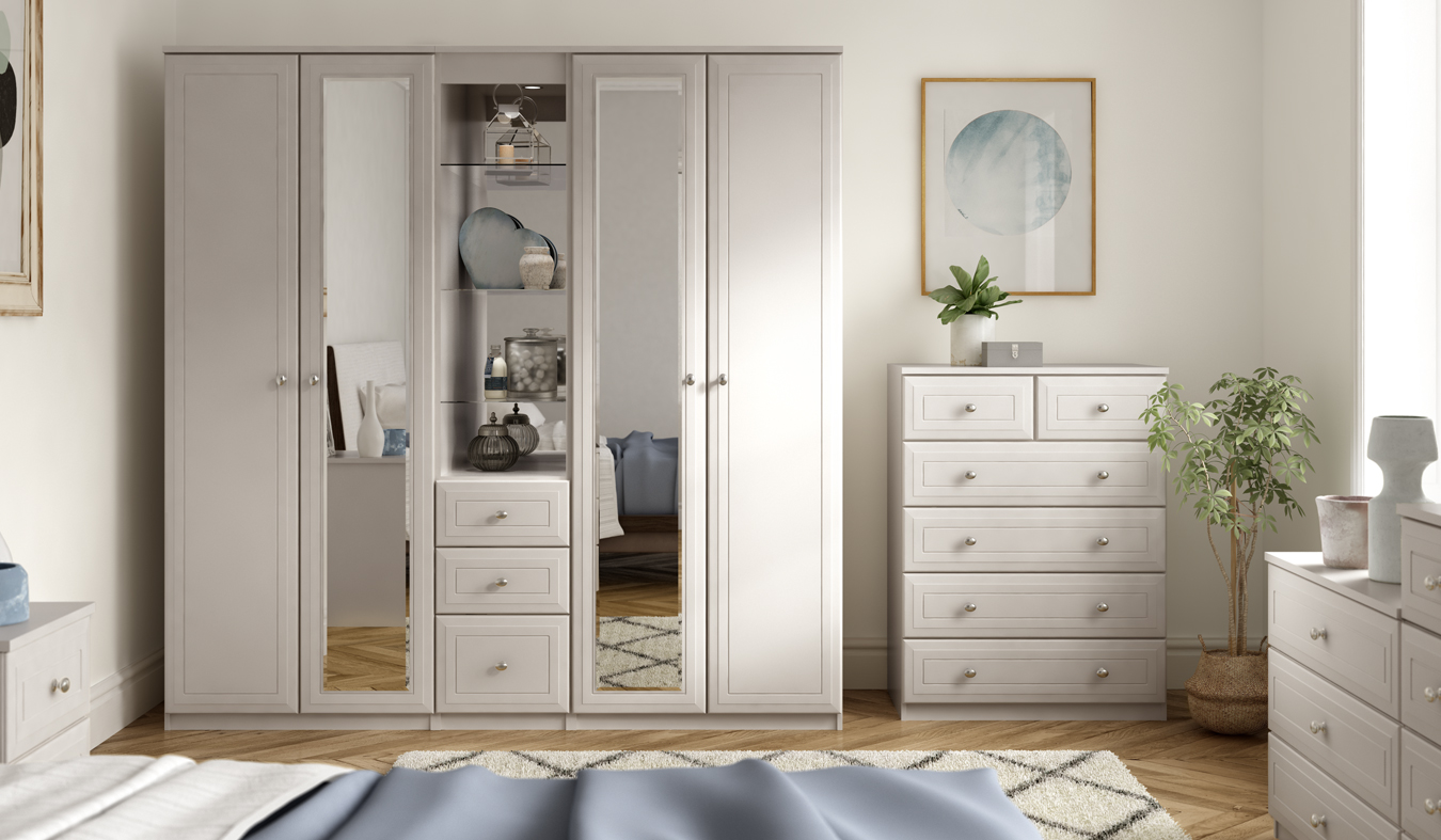 Ravello Bedroom Furniture